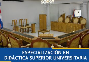 Didáctica Superior Universitaria